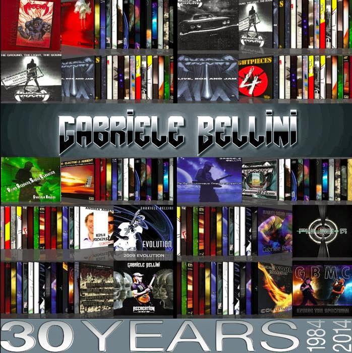 Gabriele Bellini 30 years