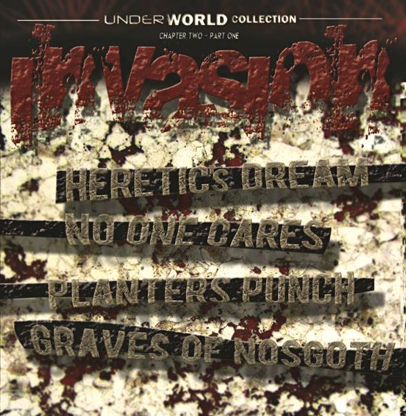 AAVV _Underworld Collection Chapter II- Invasion (part I)_