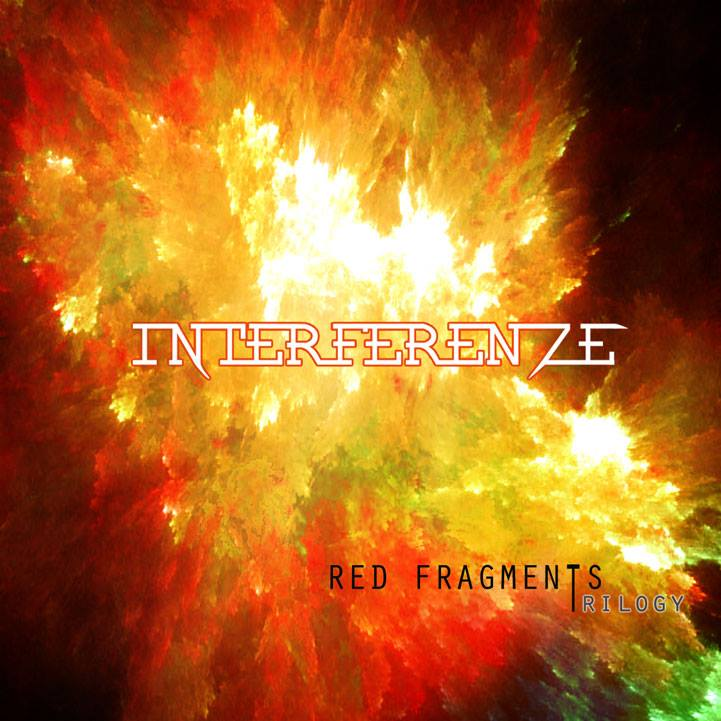 Interferenze _Trilogy- Red Fragments_