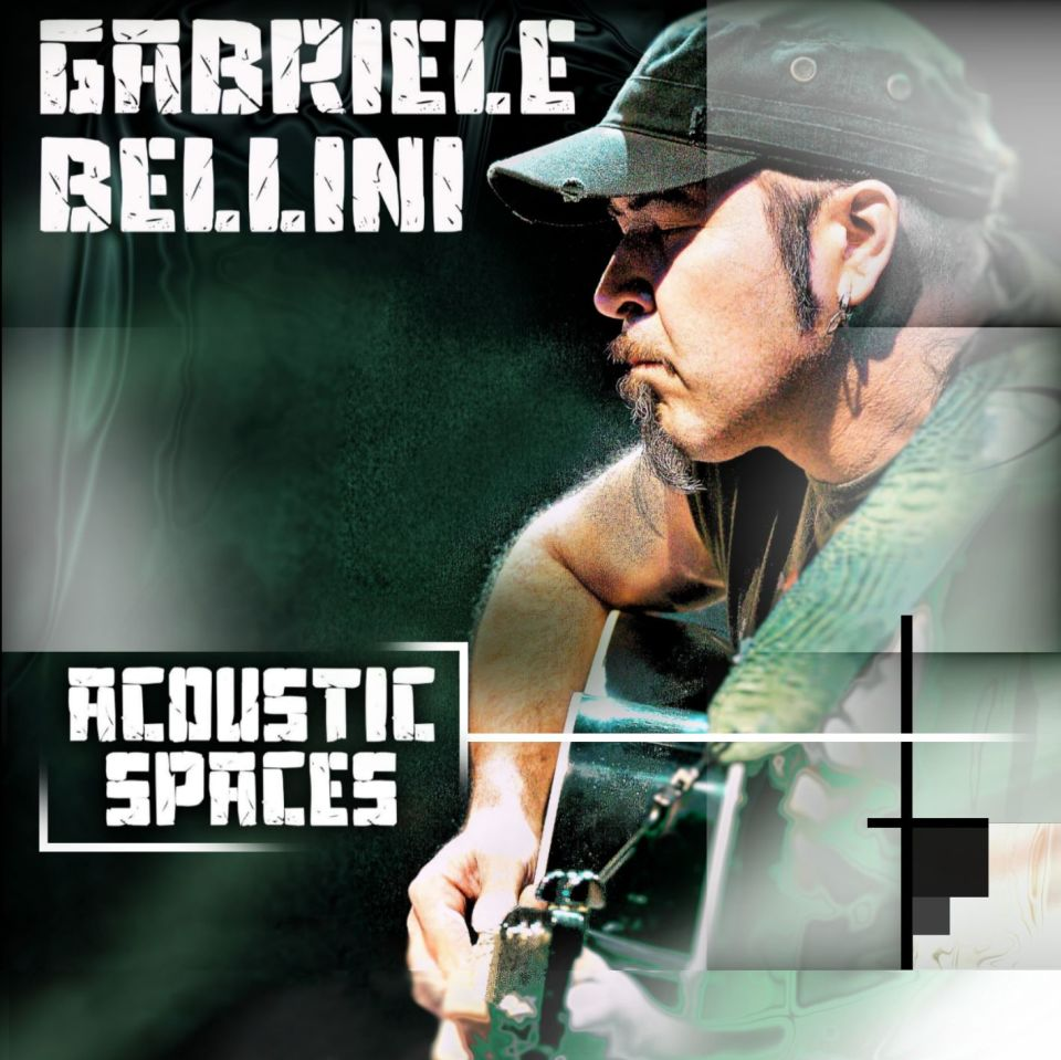 Gabriele Bellini - Acoustic Spaces - COVER